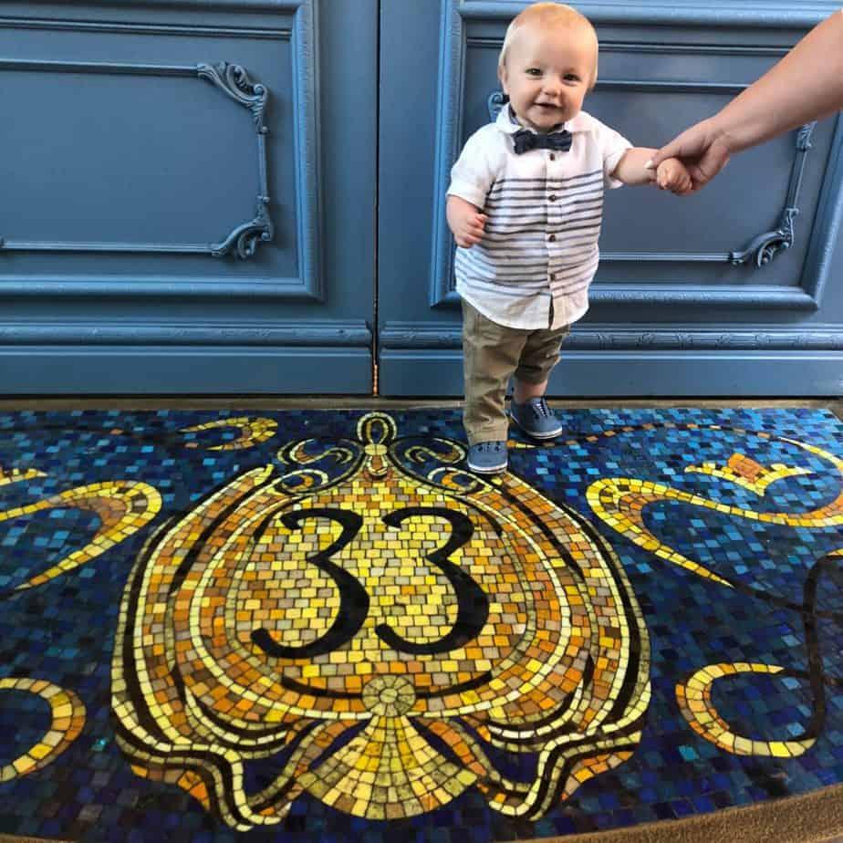 Beautiful Club 33 tile mosaic