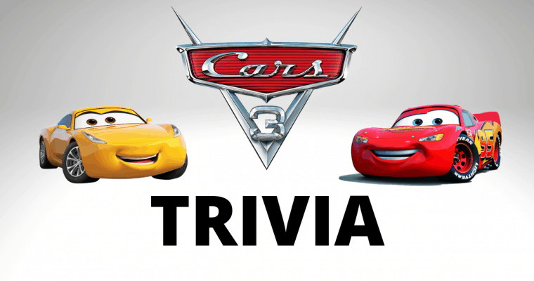 25 Challenging Trivia Questions From Disney/Pixar's Cars 3
