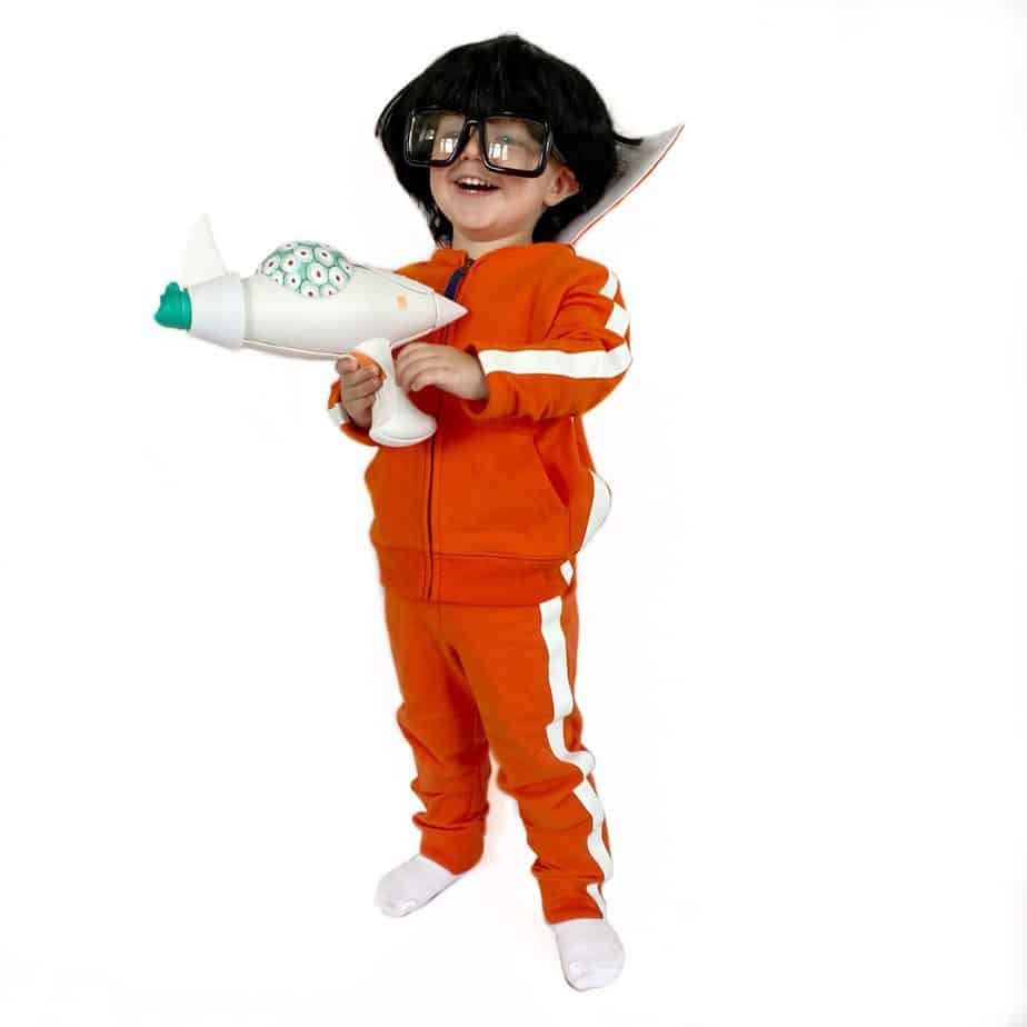 Vector from Despicable Me Costume