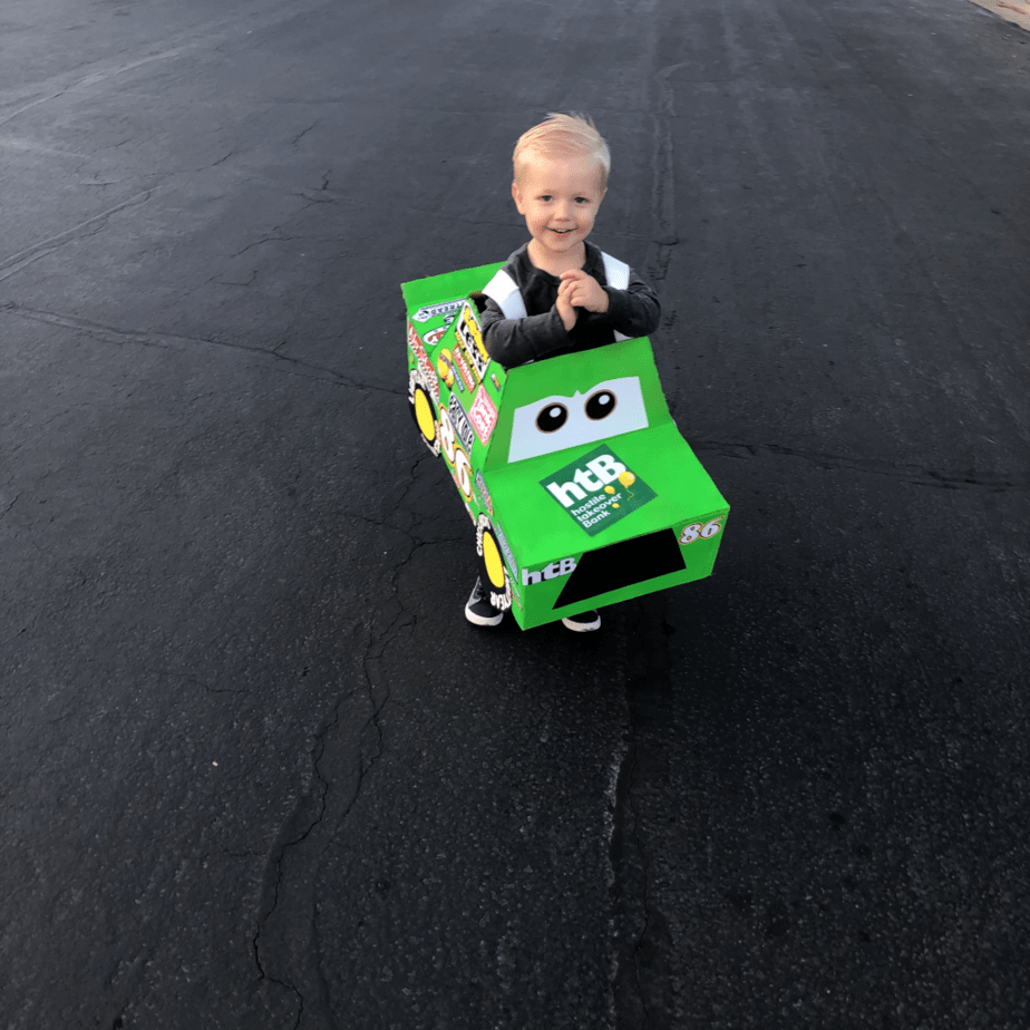 Chick Hicks Costume Inspired by Pixar's Cars