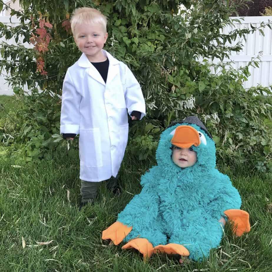 Dr. Doofenshmirtz Costume
