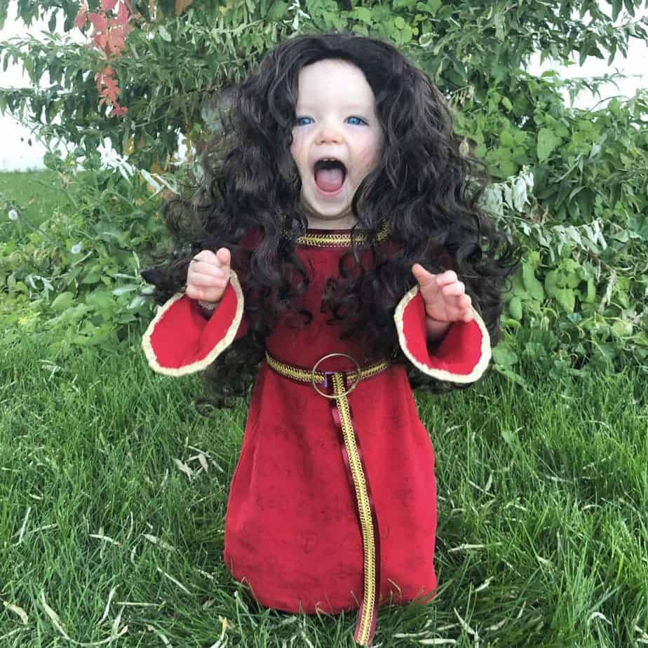 Mother Gothel Costume Inspired by Disney's Tangled